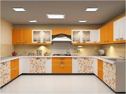Modular kitchens are equipped with the pre manufactured for Pre manufactured cabinets