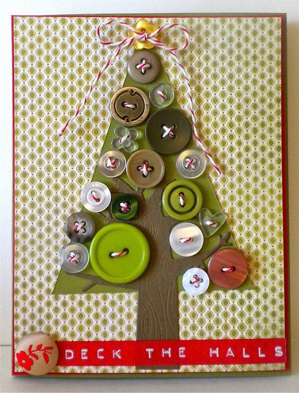 Make Your Own Creative DIY Christmas Cards This Winter | Cards ...