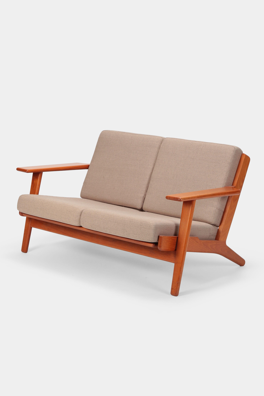 Hans J Wegner Ge 290 2 Sofa Getama 60 S