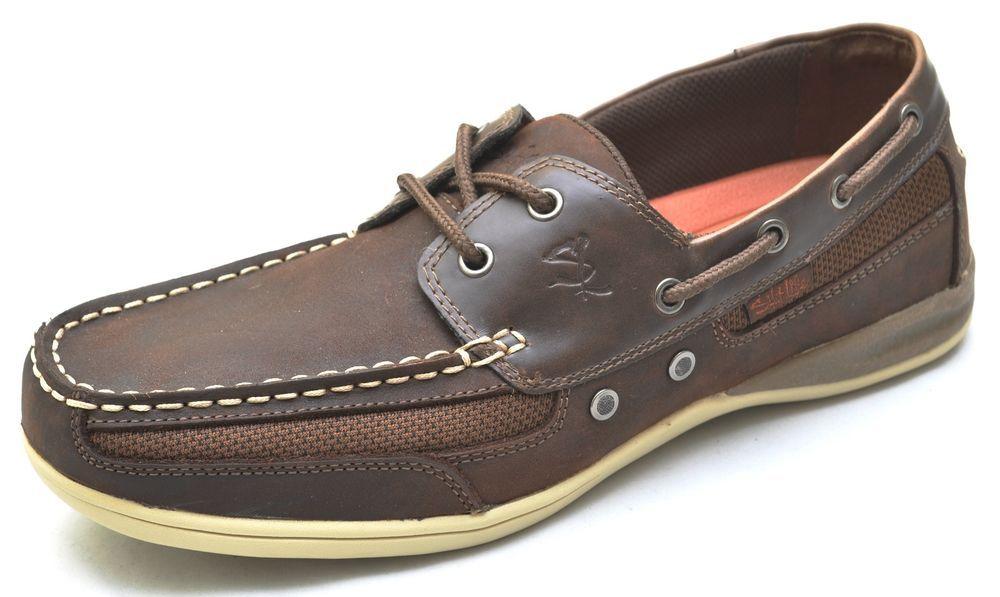 31d5fec74ba2 Salt Life ON DECK Brown Boat Shoes Men s 11 - NEW - SLF016  SaltLife   BoatShoes