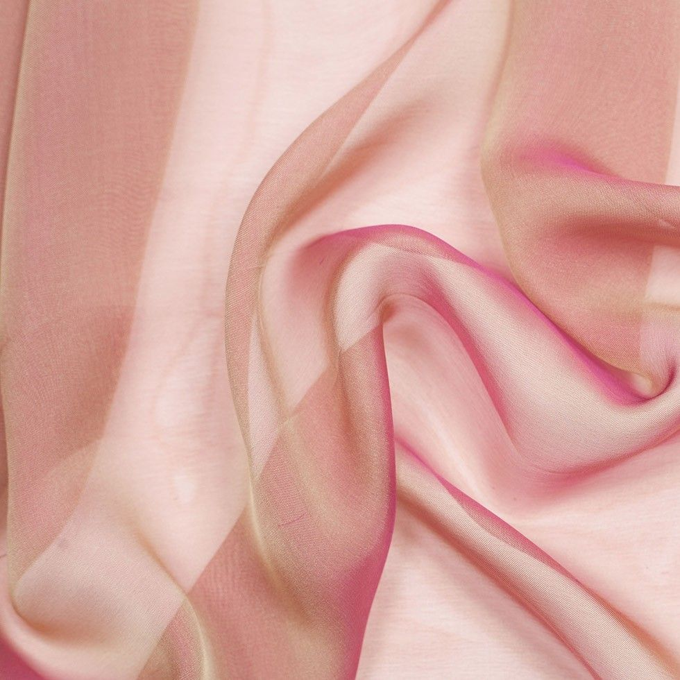 22 this is a beautiful iridescent silk chiffon comes for Cloth material for sale