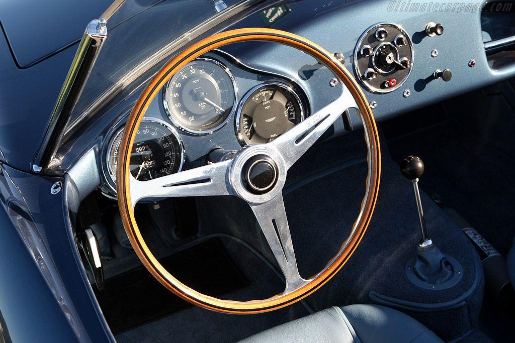 Aston Martin DB2 / 4 Bertone Spider - 1953