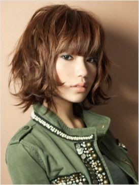 Frisuren Fur Mittellanges Naturgelocktes Haar Hairstyles