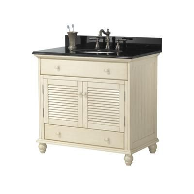 "Foremost International - Cottage 36"" Vanity - CTAA3622D ..."
