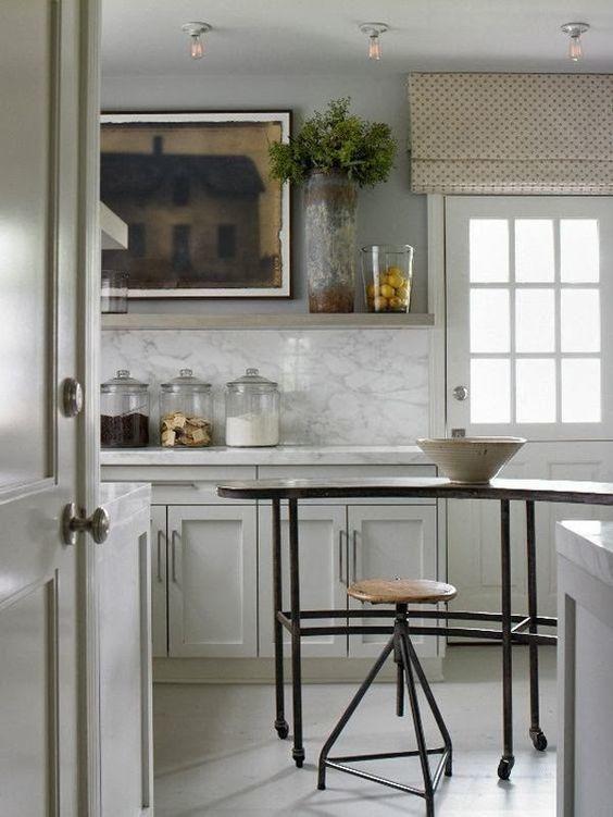 Trend Alert Painted Floors Kitchen Remodel Kitchen