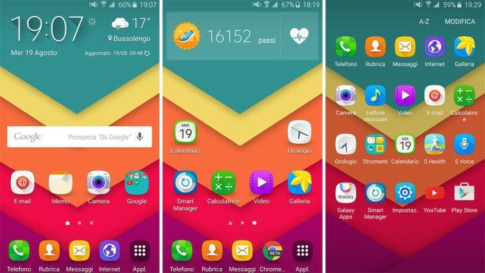Install Samsung Galaxy Note 5 TouchWiz Launcher APK on Android