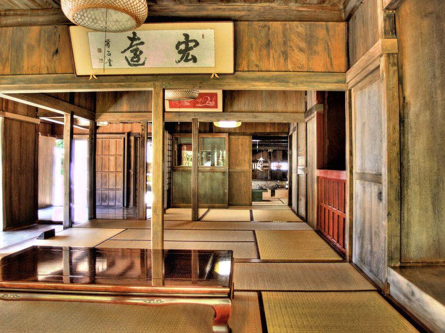 Beautiful Japanese Homes classic house in japanhirolu.deviantart on @deviantart