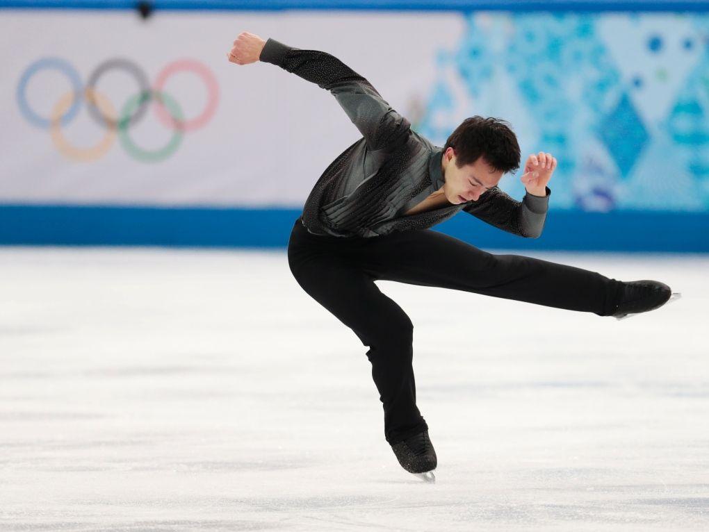 Photos canadians at sochi olympics day 1 ctv news at
