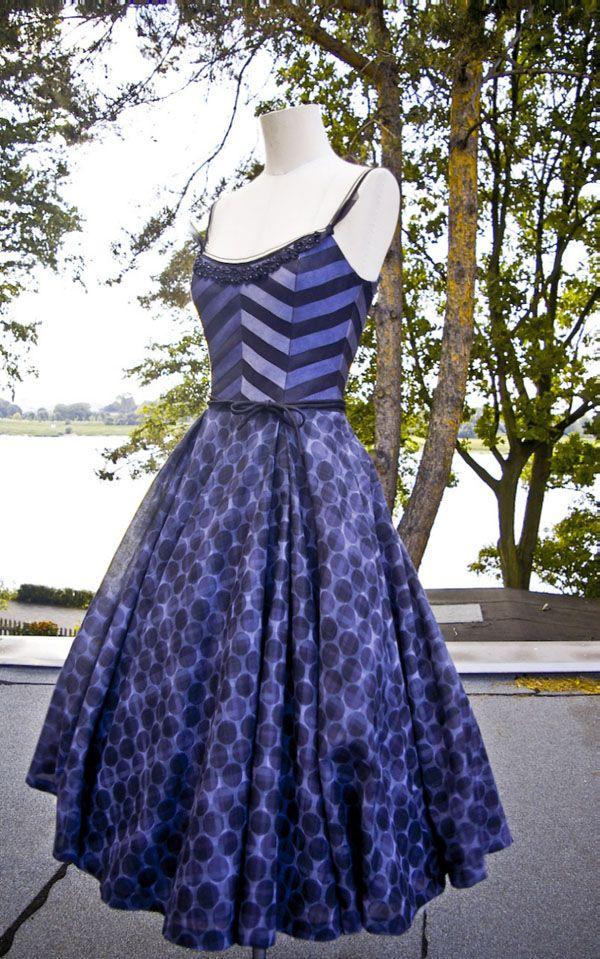 Rockabilly-Kleid Gr. 34-44 | Nähen für Frauen/Damen Freebooks ...