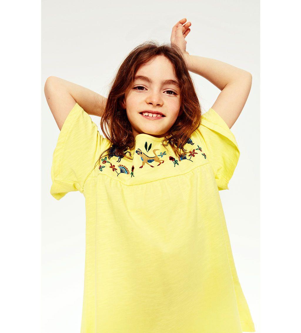 SHOP BY LOOK-GIRL | 4-14 years-KIDS | ZARA Ireland (With ...