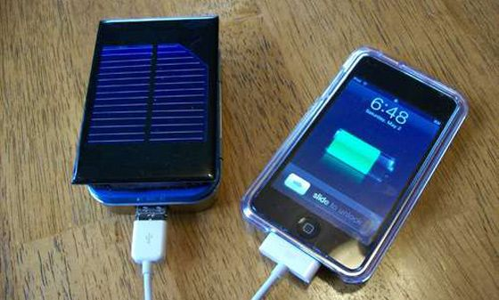 Altoids Tin solar charger