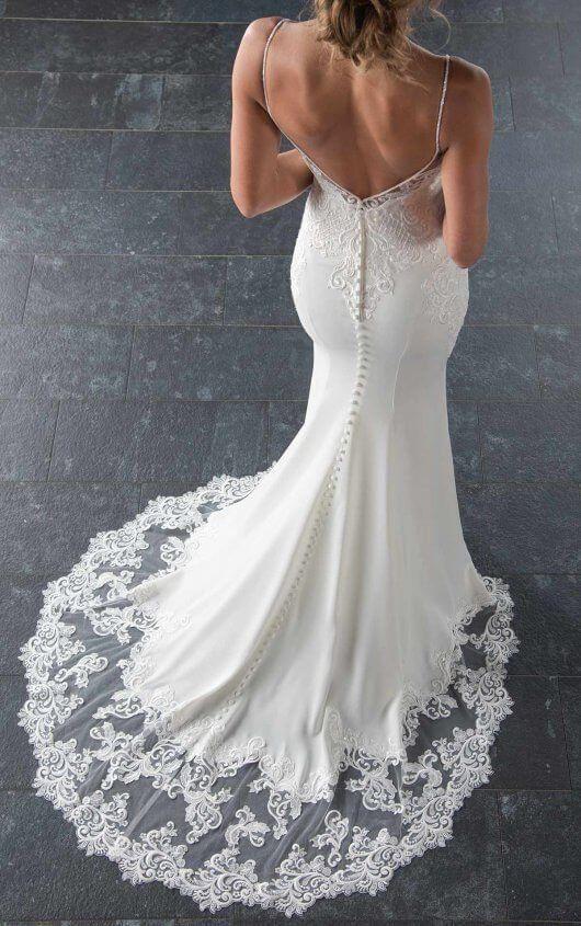 Hochzeitsinspiration: Moderne Rose – Ziemlich glückliche Liebe – Hochzeitsblog   Essense Designs Brautkleider