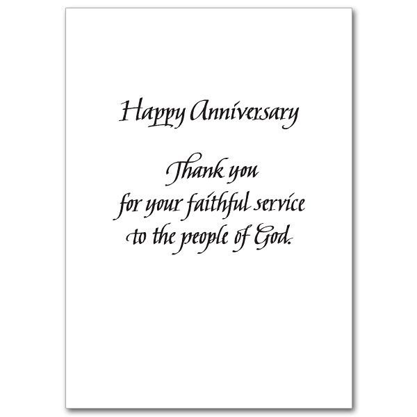 Blessings on the anniversary of your ordination ordination blessings on the anniversary of your ordination ordination anniversary card general m4hsunfo