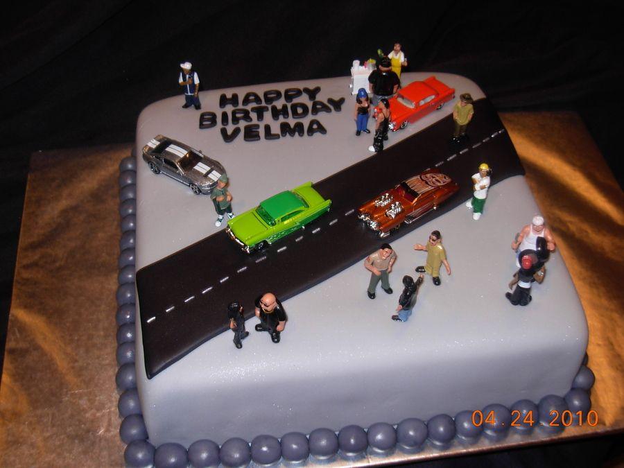 Cholo Cake Ideas