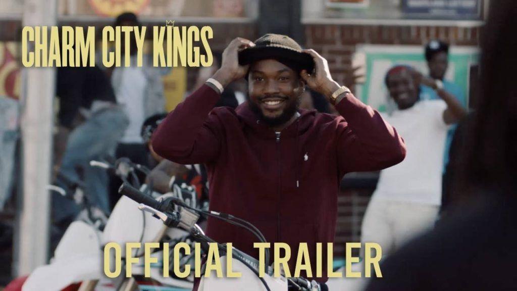 1st Trailer For Charm City Kings Movie Starring Meek Mill Teyonah Parris In 2020 Kings Movie Official Trailer Movie Stars