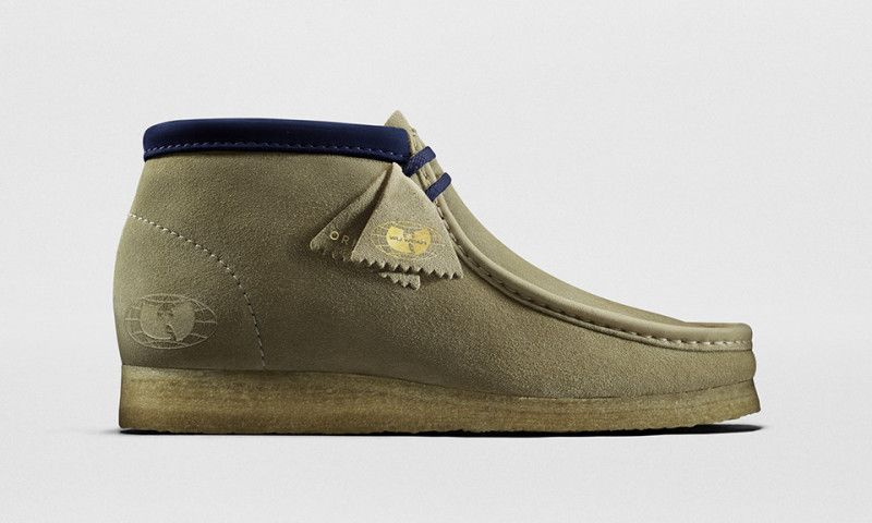 Clarks & Wu Wear Are Launching Their Wallabee Collab