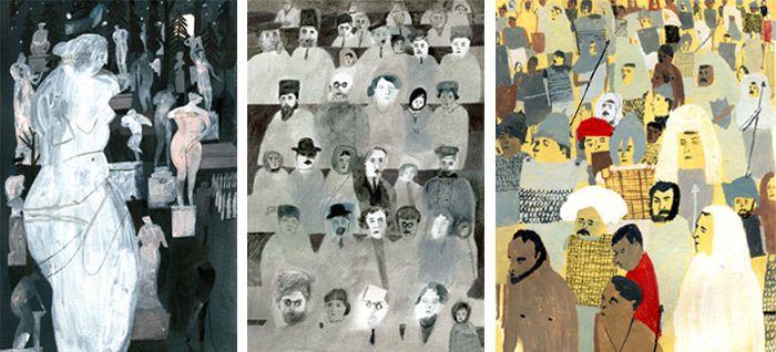 Images courtesy of www.foliosociety.com