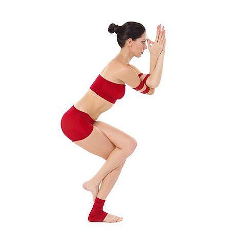 How To Do Garudasana With Video Strength Yoga Cool Yoga Poses Eagle Pose Yoga