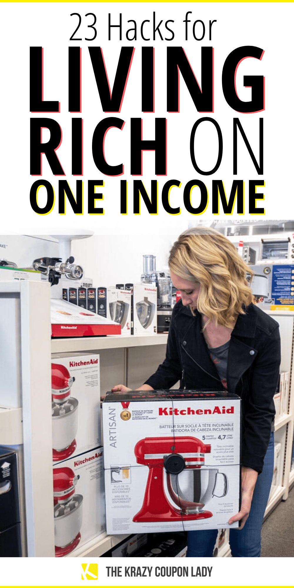 How to Live Rich on One Income