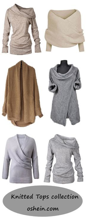 The most trendy KNITTED TOPS are all here.You can definitely find the one you like at OSHEIN.COM!