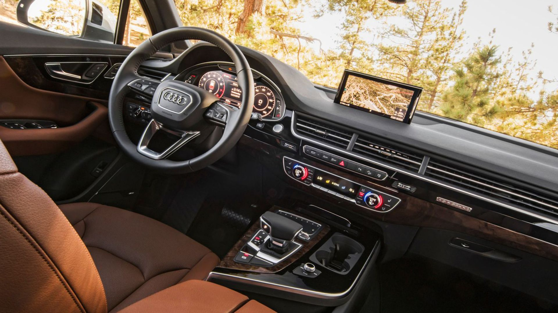 2019 Audi Q7 Interior Design Good Cars 2018 2019 Model Year Audi Q7 Audi Audi Q7 Interior