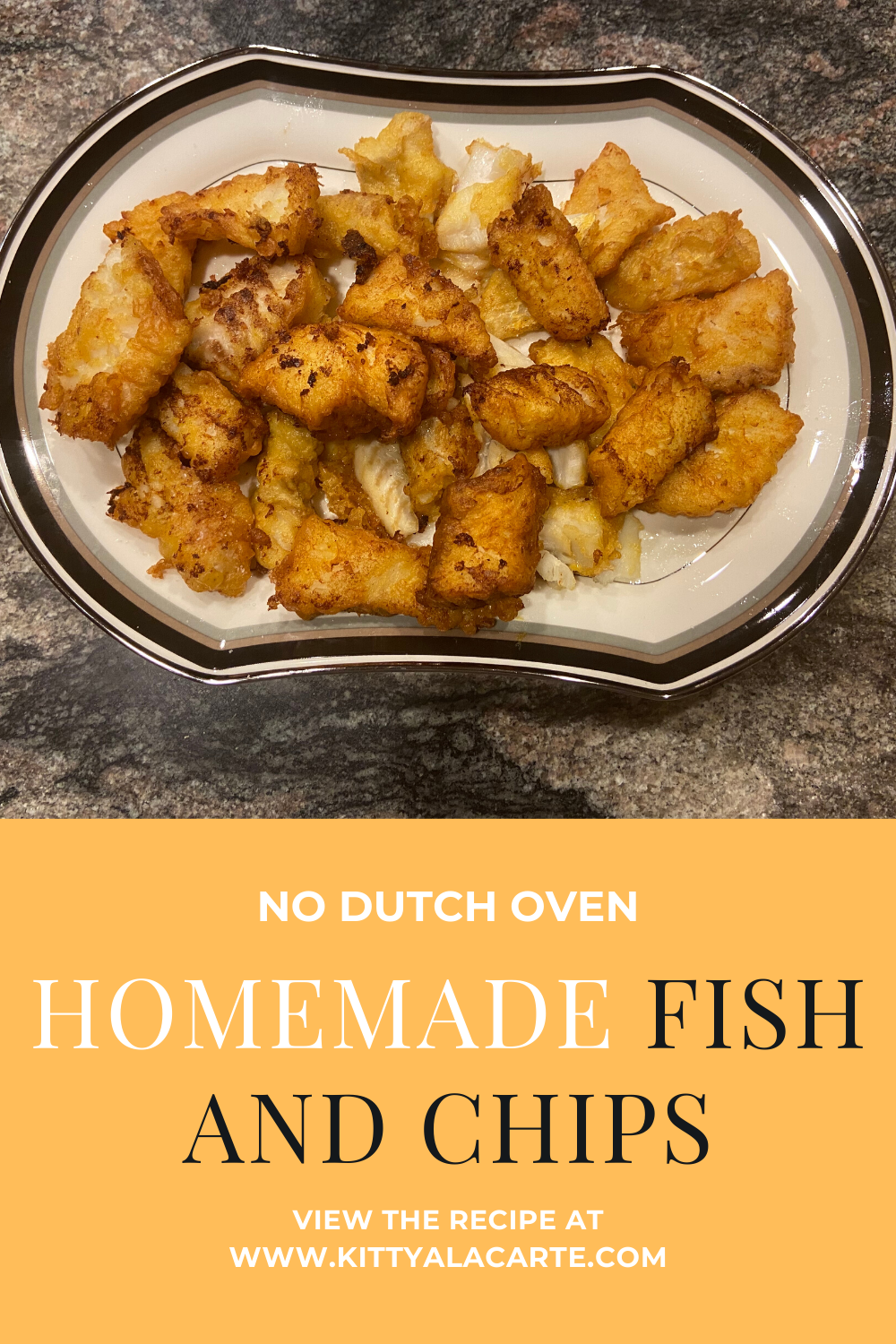 Fish and Chips Recipe - No Dutch Oven ...