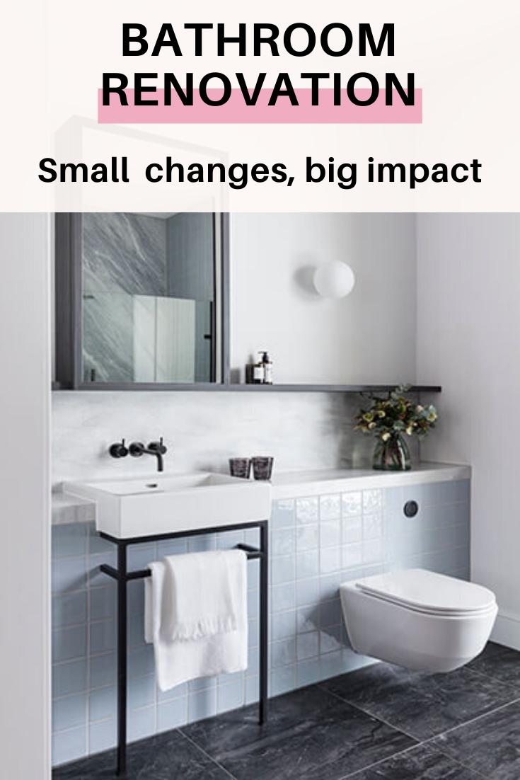 Seasons In Colour Luxury Interiors Lifestyle Blog Home In 2020 Small Bathroom Renovations Bathroom Makeover Bathroom Renovation