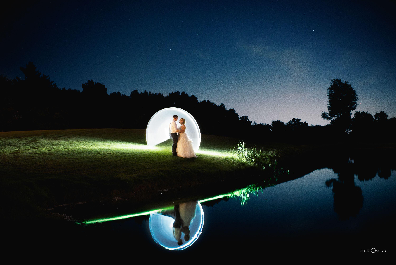 Light Painting. Eric Paré. Light tube wedding Holy Name Catholic ... for Light Painting Photography Wedding  104xkb