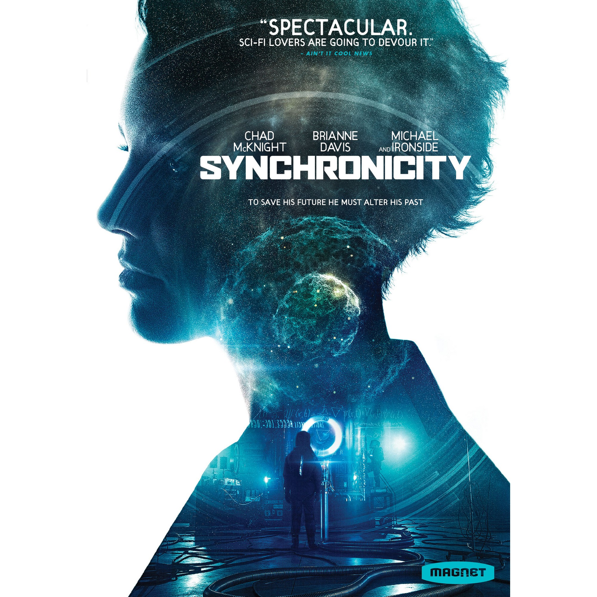 Synchronicity Dvd In 2021 Best Movie Posters Good Movies Synchronicity