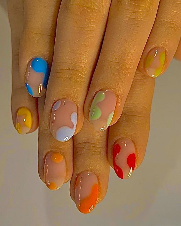 Pin On Indie Nails