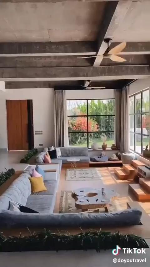Photo of Beautiful Open Concept Home Interior Decor
