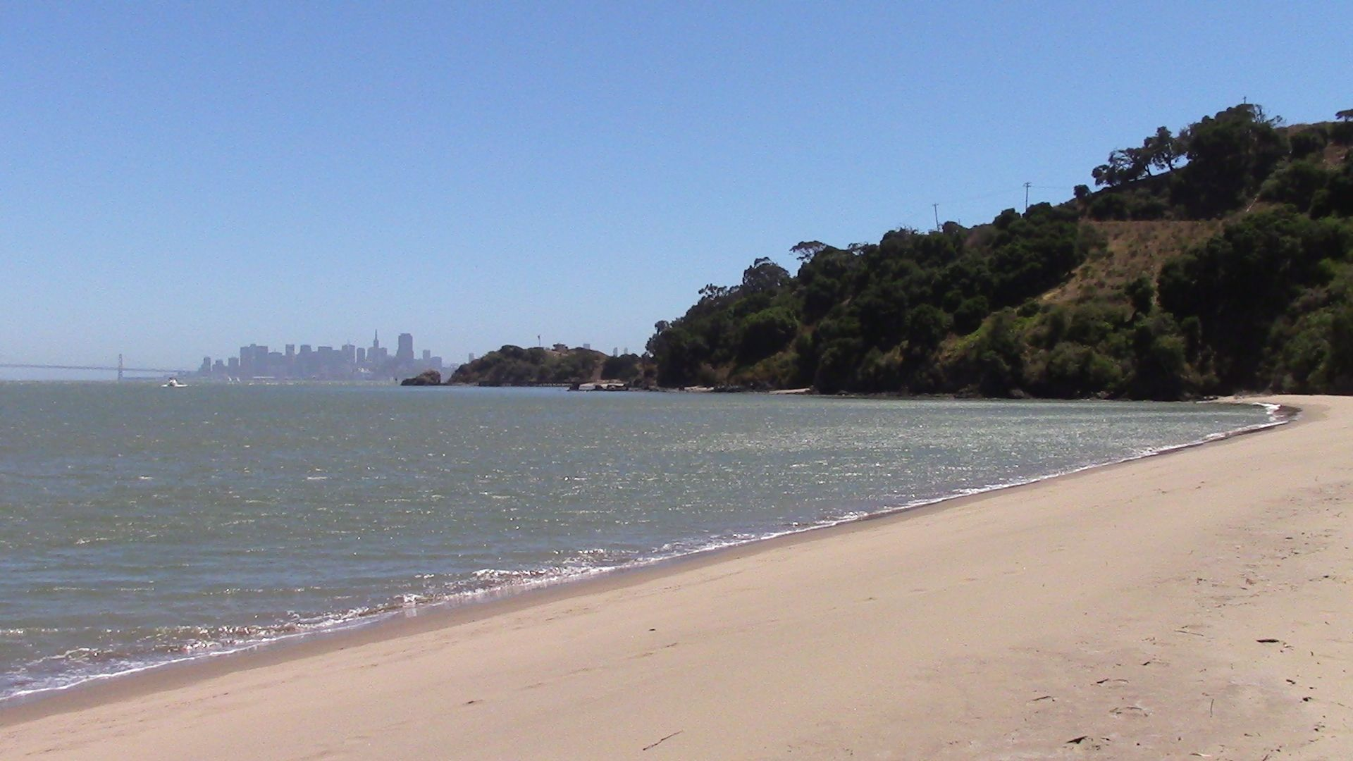 Perles Beach | Angel Island |