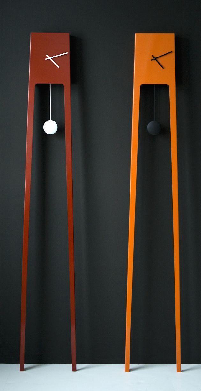 Tiuku clock (design Ari Kanerva) Raddest Menu0027s Fashion Looks On - wanduhren modern wohnzimmer