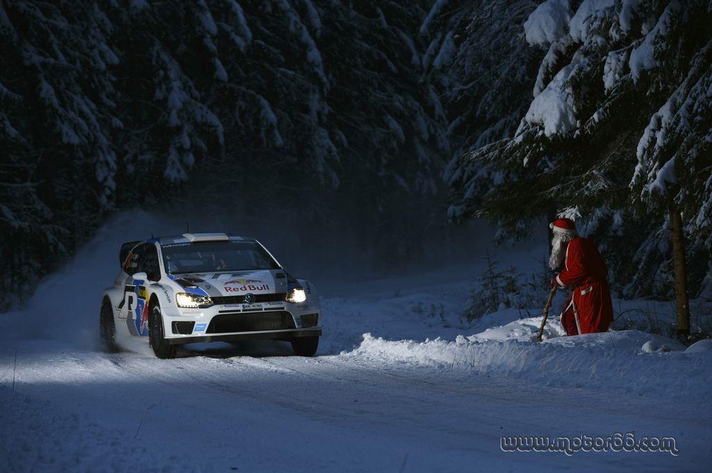 Calificación, Rally de Suecia, WRC 2013