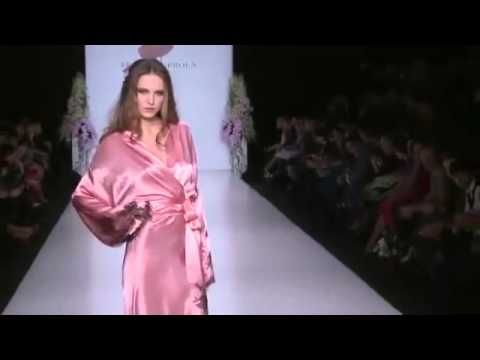 Pink   Red Satin Robes - YouTube  a6a351fc1
