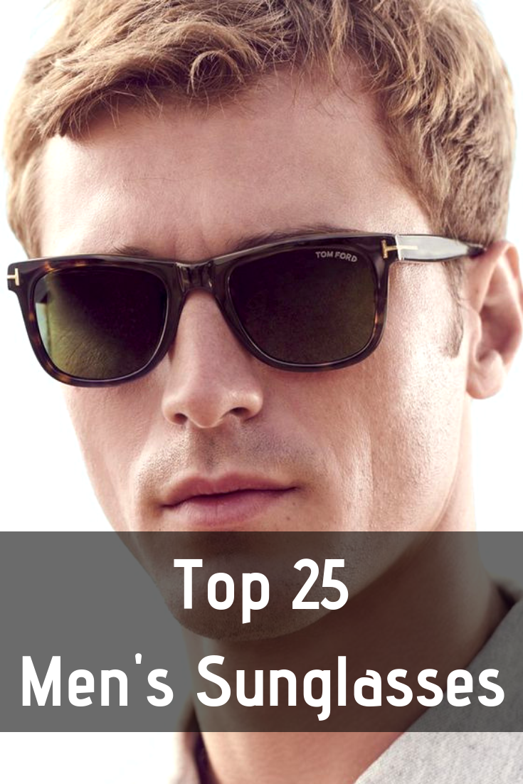 best ray ban sunglasses for round face male
