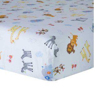 Noah S Ark Crib Sheet Baby Boo Crib Bedding Crib