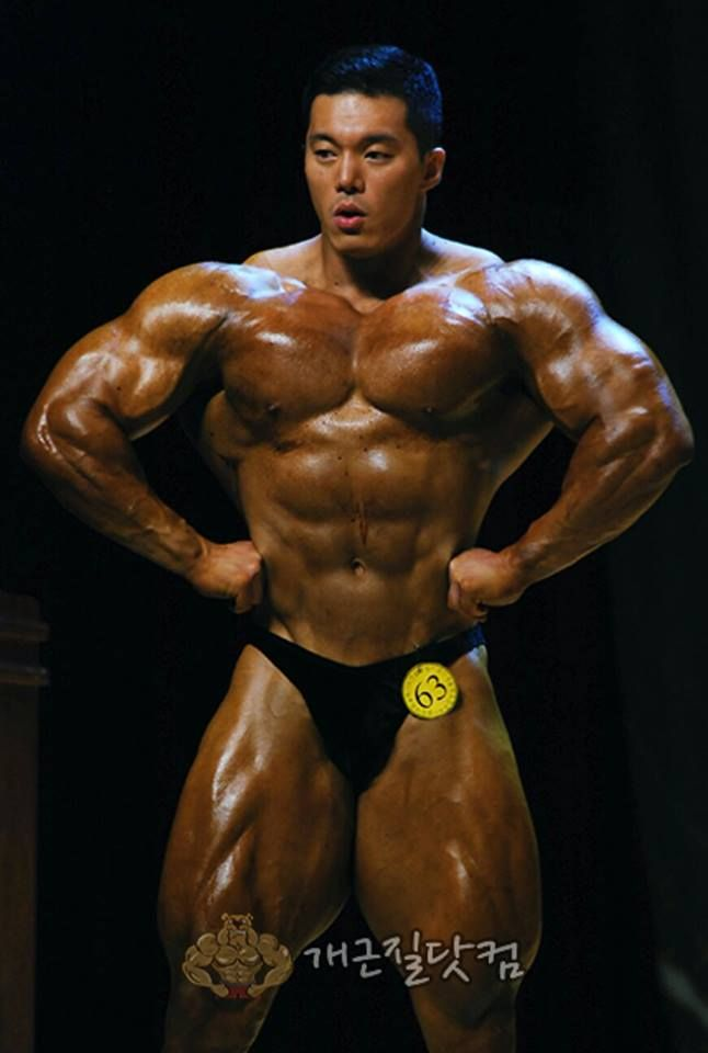Kim Young Joon (김영준, Korean Bodybuilder) | Bodybuilder