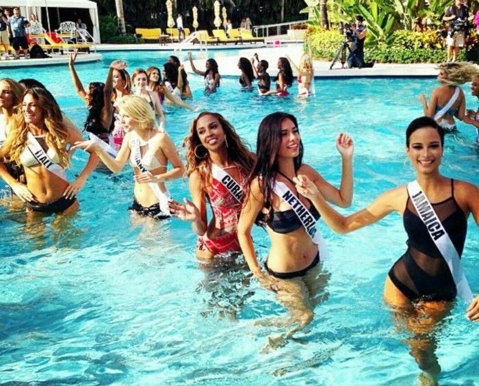 Bikini contest jamaca