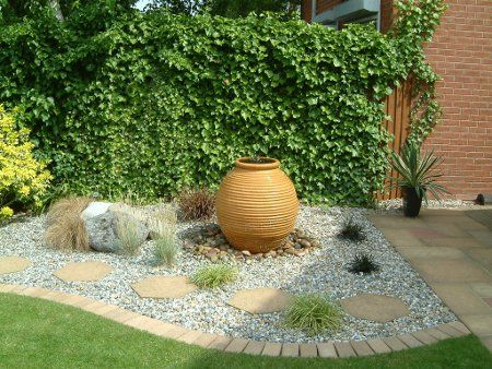 Google image result for for Water feature ideas for small gardens