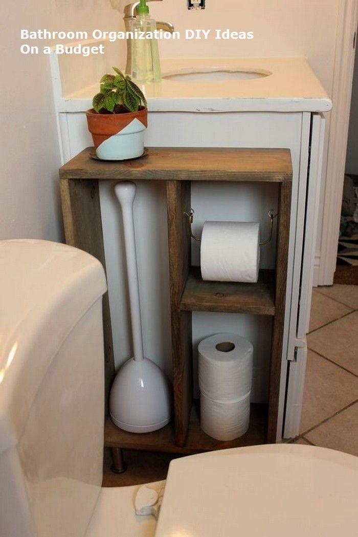 15 Bathroom Storage Solutions And Organization Tips 2 Avec Images Deco Salle De Bain Idees Diy Pour Salle De Bains
