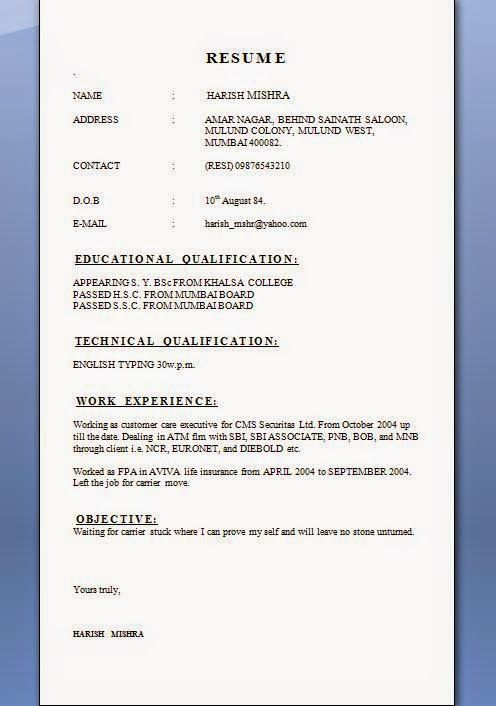 how to build a resume for free Sample Template Example ofExcellent - how to build a resume in word
