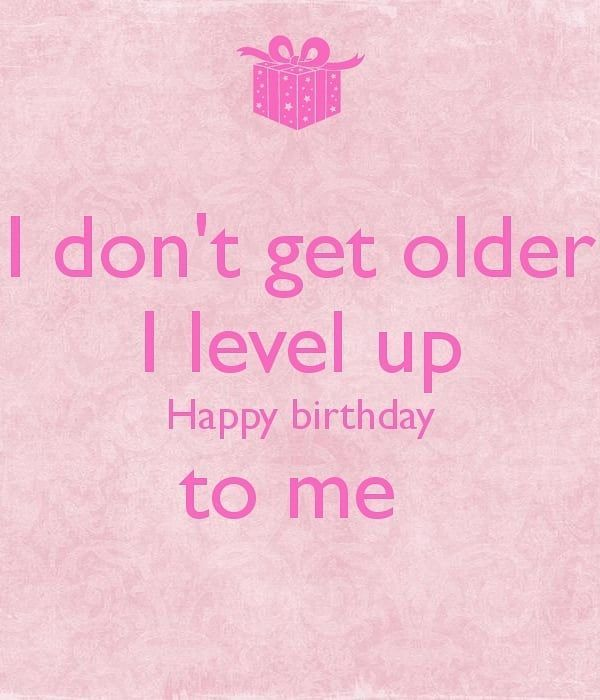 Birthday Quotes : Today is all about loving myself my ...