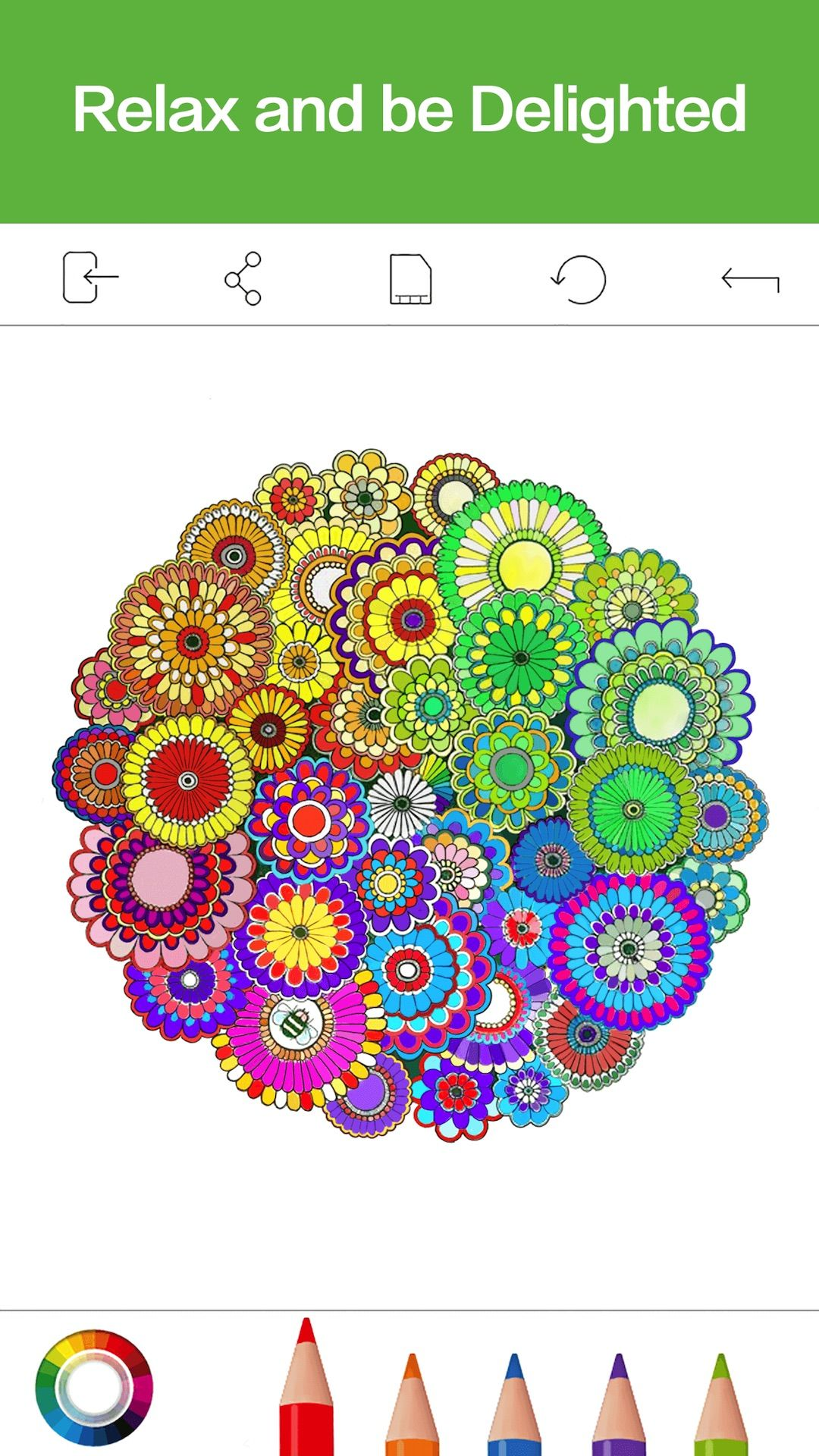 Coloring Apps for Adults Premium Appstore for