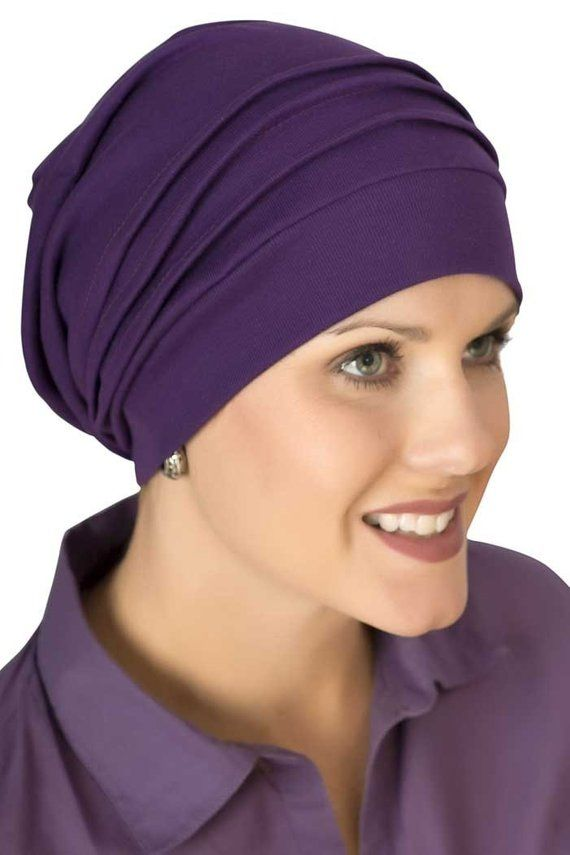 801805916b5 100% Cotton Slouchy Snood Hat for Women