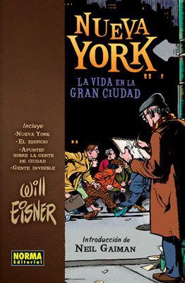 Will Eisner realiza el mayor homenaje a la Gran Manzana que se ha hecho jamás en el campo de la novela gráfica y deja para la posteridad su particular visión de Nueva York, la ciudad que inspiró su carrera como pionero en el mundo del cómic.