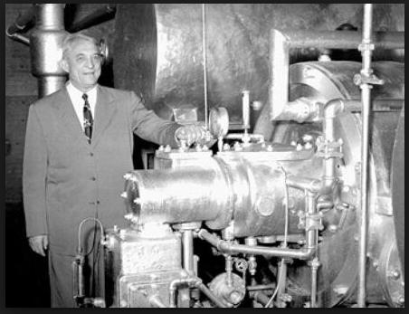 La primera máquina de aire acondicionado fue inventada en