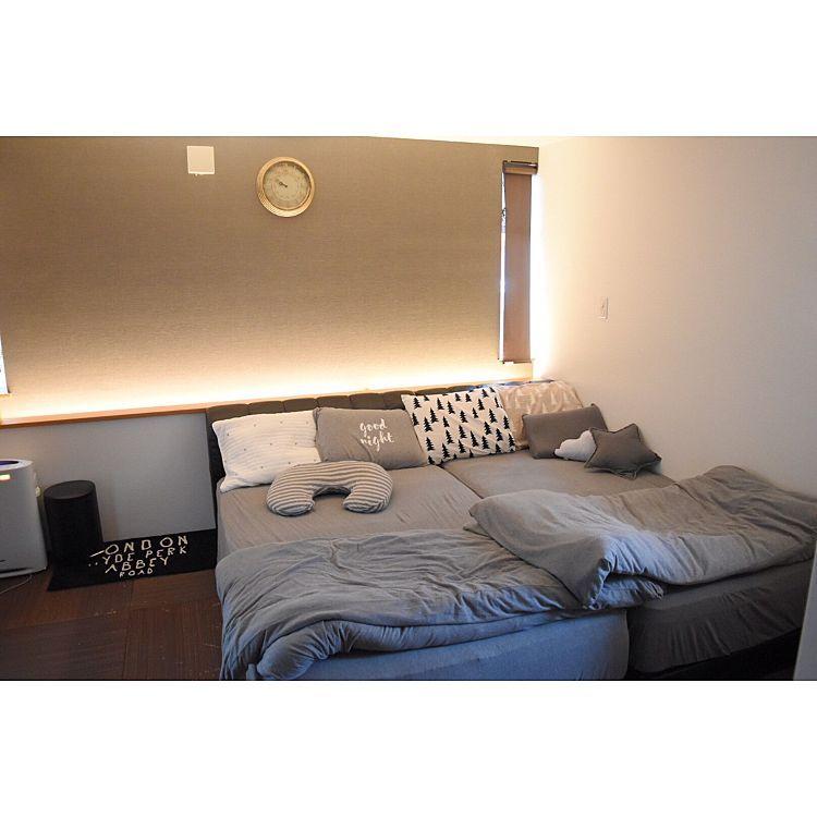 寝室レイアウト53選 リラックスできるおしゃれな空間で質の高い睡眠を取ろう Folk 寝室 レイアウト インテリア ベッドルーム インテリア