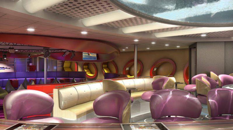 Disney Dream Cruise Ship Vibe Teen Club Travelspotlightontravel - Cruise ships for teens