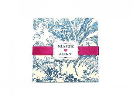 Invitación de boda - MAITE MOD.1